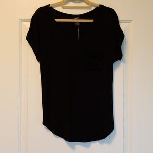 Black slouch Rue 21 t-shirt!